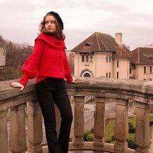 Femme - Manteau style blazer - rose dragée