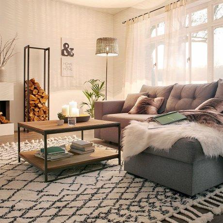 Maison - Idées maison - Salon cosy