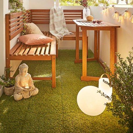 Maison - Idées maison - Sol pour balcon