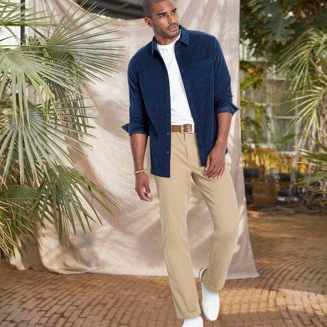 Herren - Nachhaltigkeit - Mode - Unterteile