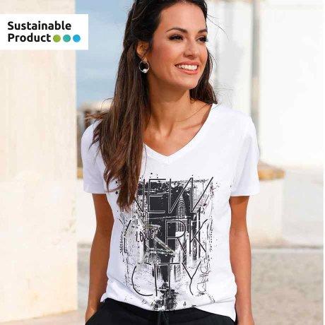Femme - Mode - T-shirts
