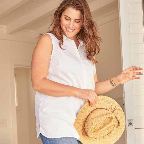 Femme - Grandes tailles - Mode  - Chemisiers & Tuniques