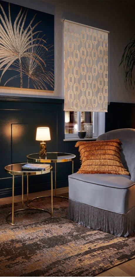 Maison - Idées maison - Ambiance dorée