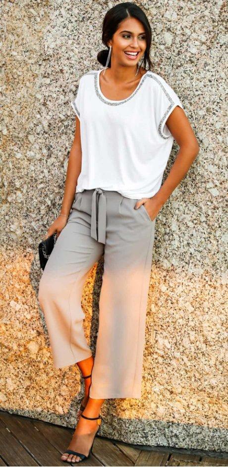 Femme - Mode - Pantalons - Pantacourts