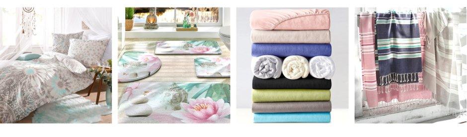 Maison - Textile maison - Parures de lit