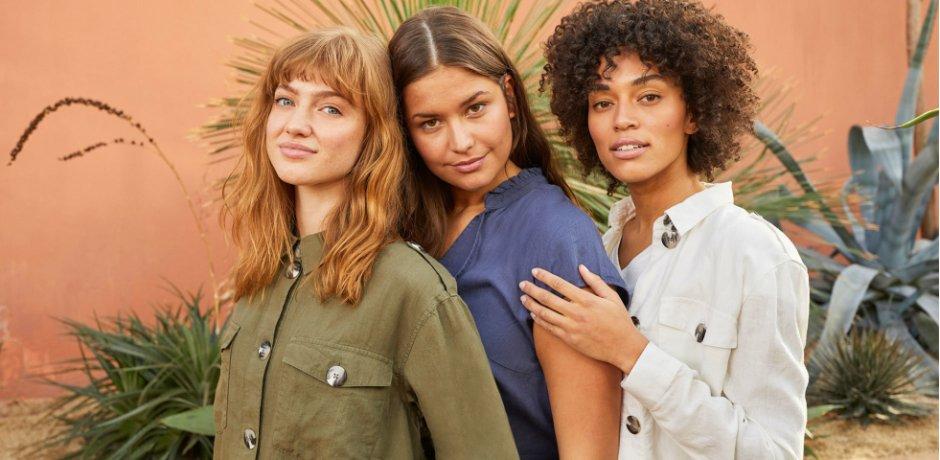 Damen - Nachhaltigkeit - Nachhaltige Mode