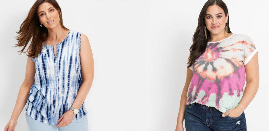 Femme - Grandes tailles - Mode  - Nouveautés