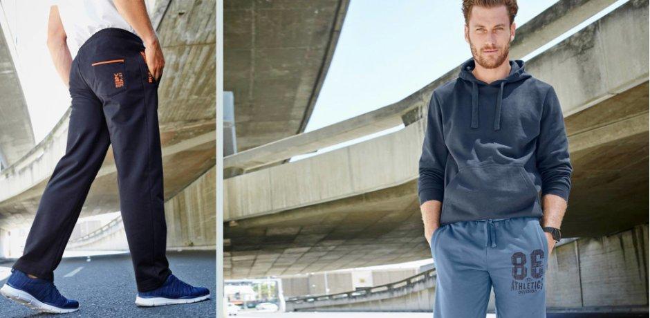 Homme - Mode - Vêtements de sport
