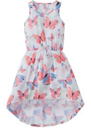 Robe, bpc bonprix collection, rose/bleu menthol imprimé