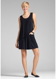 Robe extensible, bpc bonprix collection, noir