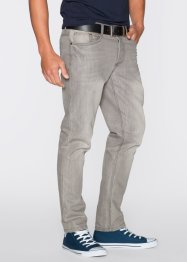 Jean Slim Fit Straight, RAINBOW, anthracite denim