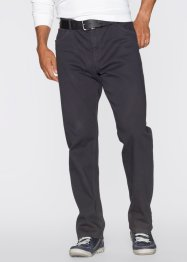Pantalon extensible Classic Fit Straight, John Baner JEANSWEAR, anthracite