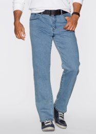 Jean extensible Classic Fit Straight, John Baner JEANSWEAR, bleu clair
