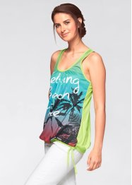Top, bpc bonprix collection, vert kiwi