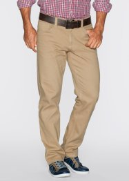 Pantalon extensible Regular Fit Straight, bpc bonprix collection, camel mat