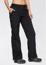 Pantalon fonctionnel outdoor, bpc bonprix collection, noir
