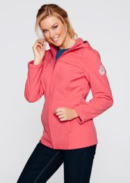 Veste softshell, bpc bonprix collection, fuchsia clair