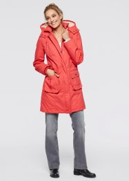 Parka, bpc bonprix collection, rouille
