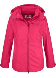 Veste outdoor fonctionnelle 5en1, bpc bonprix collection, fuchsia foncé