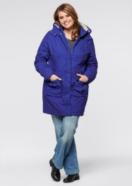Parka, bpc bonprix collection, noir