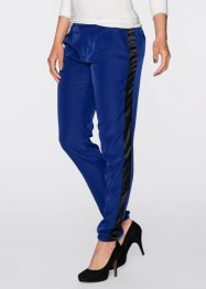 Pantalon de smoking, RAINBOW, bleu nuit/noir