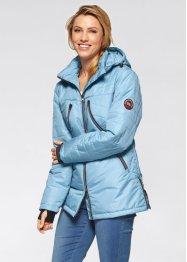 Veste outdoor, bpc bonprix collection, bleu glacier
