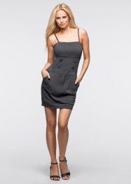 Robe extensible, BODYFLIRT, gris