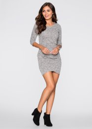 Robe T-shirt, BODYFLIRT, anthracite chiné