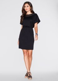 Robe T-shirt, BODYFLIRT, noir