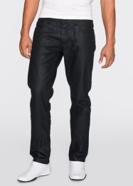 Jean Slim Fit Straight, RAINBOW, noir
