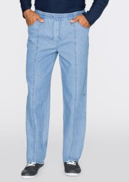 Pantalon confort Classic Fit, bpc bonprix collection, bleu clair
