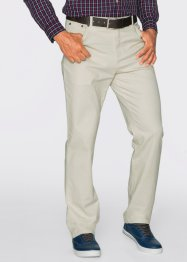 Pantalon extensible Classic Fit, bpc bonprix collection, écru
