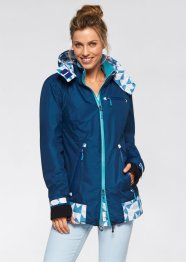 Veste outdoor, bpc bonprix collection, bleu gentiane