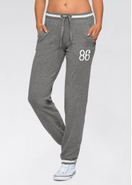 Pantalon de sport extensible, bpc bonprix collection, gris chiné