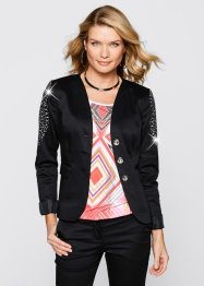 Blazer extensible, bpc selection, noir