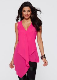 Top asymétrique, BODYFLIRT boutique, fuchsia