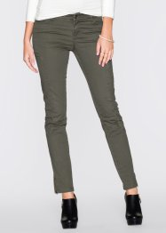 Pantalon extensible, RAINBOW, fuchsia