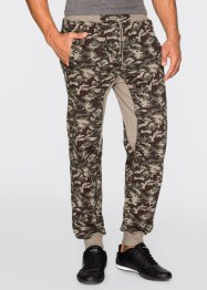 Pantalon sweat Slim Fit, RAINBOW, olive camouflage