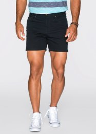 Short Regular Fit, John Baner JEANSWEAR, noir