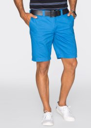 Bermuda chino Regular Fit, bpc bonprix collection, bleu
