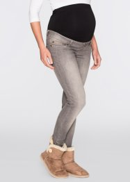 Jean de grossesse, skinny, bpc bonprix collection, gris denim