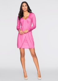 Robe T-shirt, BODYFLIRT, rose flamant