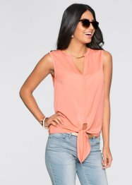Top-blouse, BODYFLIRT, mandarine