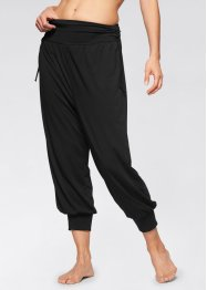 Pantalon de détente, bpc bonprix collection, noir