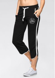 Pantalon 3/4, bpc bonprix collection, noir