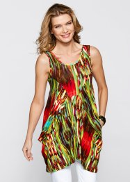 Top long, bpc selection, multicolore