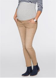 Jean de grossesse super stretch Skinny, bpc bonprix collection, kaki