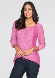 Pull, BODYFLIRT, rose flamant