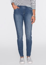 Jegging extensible, RAINBOW, dark denim