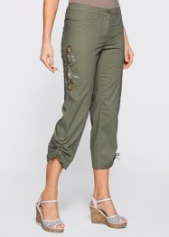 Pantalon 7/8, bpc selection, olive